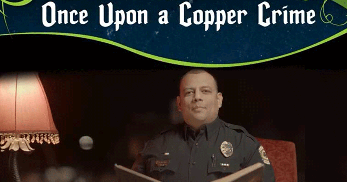 Once Upon a Copper Theft