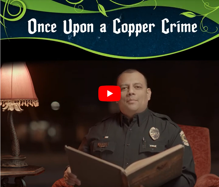 Link to Copper Theft Video